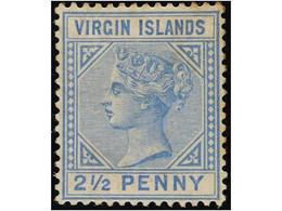 VIRGIN ISLANDS - British Virgin Islands