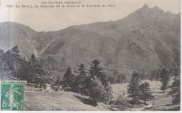 Le Sancy Et Le Terrain Du Golf    1916 - Le Mont Dore