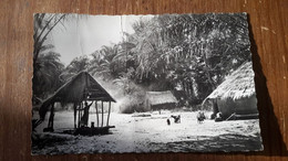 Cp AFRIQUE  MALI  Village Africain - Mali