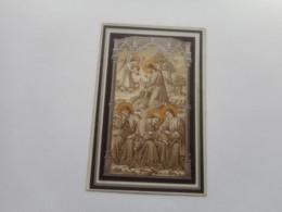 D.P.-W.E.H.CAMILLUS LUD.PRUD.M.GH.VAN CALOEN DE BASSEGHEM-BURGEMEESTER VAN VARSSENAERE°BRUGGE 10-3-1846 - Religión & Esoterismo