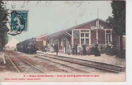 ORIGNY SAINTE BENOITE(GARE) TRAIN - Other Municipalities