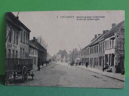 THOUROUT  Steenweg Naar Lichtervelde - Torhout