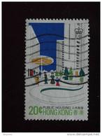 Hongkong Hong Kong 1981 Architecture Yv 369 O - Gebraucht