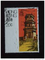 Hongkong Hong Kong 1980 Architecture Rurale Yv 354 O - Gebraucht