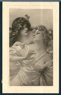 CPA - JEUNES FEMMES - 1900-1949