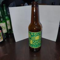 Israel-(Strong Beer-green Gold Alexander Is An Excellent Israeli Beer)-good Bottle - Beer