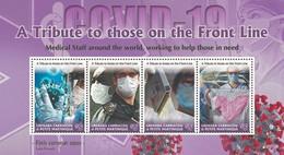 Grenada  Grenadines  2020  COVID-19, Medical Staff   I202104 - Grenada (1974-...)