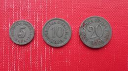 5 Para+10 Para+20 Para - Serbia