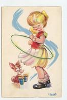 Illustrateur, Art Sign Pc. - Children  ( 2 Scans ) - Other Illustrators