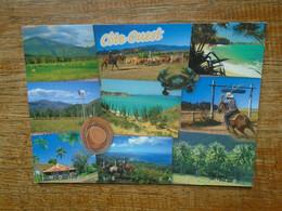 """Nouvelle Calédonie , Côte Ouest , Multi-vues """""""""""" Très Beau Timbre """""""""""" - New Caledonia"""