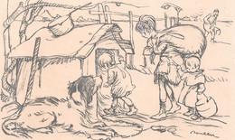 Illustrateur Francisque POULBOT - Journée Française Du Secours National - Niche Du Chien - Poulbot, F.