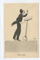 Illustrateur, Art Sign Pc. - Gustav Mahler (Composer And Conductor) Drawing By HANS BOEHLER  ( 2 Scans ) - Other Illustrators