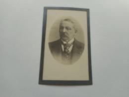 D.P.-M.CESAR PH.MEEUS -ERE NOTARIS-OUD BURGEMEESTER ZELE°ZELE19-12-1828+ALDAAR 18-3-1918 - Religión & Esoterismo