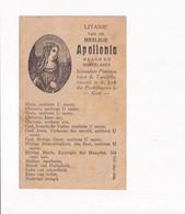Litanie Van De Heilige Apollonia - Predikheren Gent - Religión & Esoterismo
