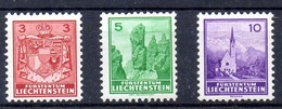 Liechtenstein Sellos Nº Yvert 123/25 ** - Ungebraucht