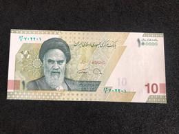 2021 Year 100000 Rial / 10 Toman Iran UNC Banknote P151A - Iran