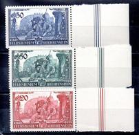 Liechtenstein Serie Nº Yvert 155/57 ** - Ungebraucht