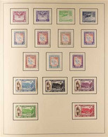 LATIN AMERICA COLLECTION Late 19th Century To 1950's Mint & Used All Different Stamps In An Album, Includes Argentina, B - Non Classificati