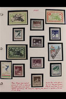 SPORT HUNGARY 1913-99 COLLECTION Of Chiefly Never Hinged Mint Stamps & Miniature Sheets, First Day Covers & Cards Housed - Non Classificati
