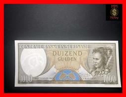 SURINAME 1.000 1000 Gulden 1963 P. 124   UNC - Surinam