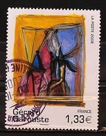 FRANCE 2008 - Gérard Garouste N° 4244 - Cachet à Date - Usados
