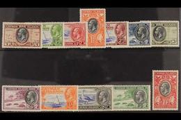 1935 Pictorial Complete Set, SG 96/107, Very Fine Mint (12 Stamps) For More Images, Please Visit Http://www.sandafayre.c - Iles Caïmans