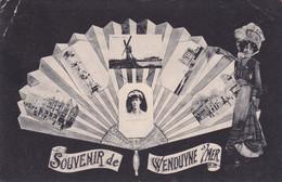 Souvenir De Wenduyne S Mer - Gruss Aus.../ Gruesse Aus...