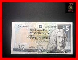SCOTLAND 5 £   20.1.2005   P. 352    RBS  UNC - 5 Pounds