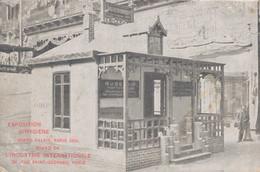 75 - PARIS EXPOSITION D'HYGIENE - GRAND PALAIS 1904 / STAND DE L'INDUSTRIE INTERNATIONALE - Mostre
