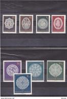 HONGRIE 1960 DENTELLES Yvert 1345-1352 NEUF** MNH - Unused Stamps