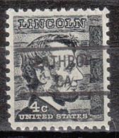 Locals USA Precancel Vorausentwertung Preo, Locals California, Lathrop 841 - Precancels