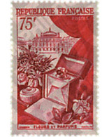 Ref. 266872 * MNH * - FRANCE. 1954. EXPOINDUSTRY . EXPOINDUSTRIA - Textile