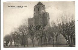 17.2168/ COZES - L'église - Other Municipalities