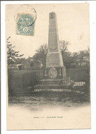 17.2169/ COZES - Monument Pillet - Other Municipalities