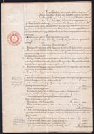 AKTE VEREFFENING SINAY 1894 - NALATENSCHAP JOANNA DE SMEDT - Historical Documents