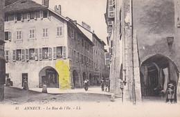 4825155Annecy, Annecy, Rue De L'Île. - Annecy