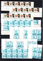 Lot Faciale 68 X 16 FB Bord De Feuille - Nuovi