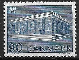 Danemark 1969 Neufs ** N° 490 Europa - 1969