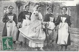 A/103       29     Concarneau       La Fete Des Filets Bleus -la Reine Et Ses Demoiselles D'honneur - Concarneau