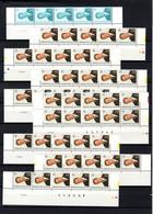 Lot Faciale 100 X 16 FB Bord De Feuille - Nuovi