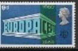 Grande Bretagne 1969 Neufs ** N° 562 Europa - 1969