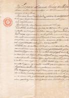 AKTE SCHULDBEKENTENIS + 2 Kl. Aktes 1900 SINAY - Door PETRUS FIERENS In Voordeel Van CELESTINE DE BRUYNE - Historical Documents