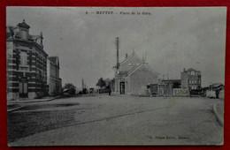 CPA Mettet - Place De La Gare - Mettet