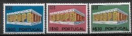 Portugal 1969 Neufs ** N° 1051/1053 Europa - 1969