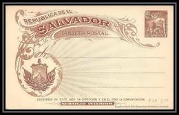 3488/ Salvador Entier Stationery Carte Postale (postcard) N°37 Neuf (mint) Tb - El Salvador