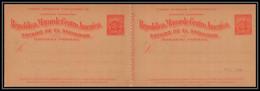 3491/ Salvador Entier Stationery Carte Postale (postcard) N°50 Neuf (mint) Tb + Réponse 1898 - El Salvador