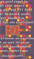 Nederland Gratis Zegel *** Verspreid Via Reclamefolders (962) - Otros