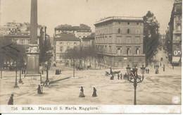 Roma - Piazza Di Santa Maria Maggiore - Places