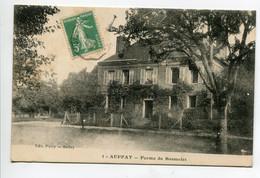 76 AUFFAY La Ferme De Bosmelet écrite Timbrée Vers 1910 - Edit Farcy  D10 2021 - Auffay