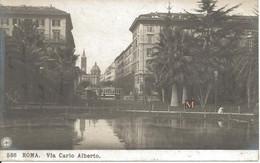 Roma - Via Carlo Alberto - Other Monuments & Buildings